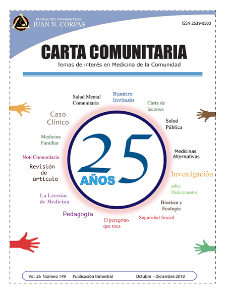 25 años de la Carta Comunitaria